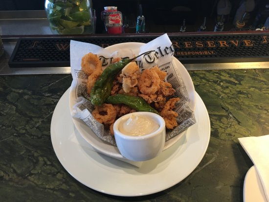 Avalon Grille: Crispy Calamari