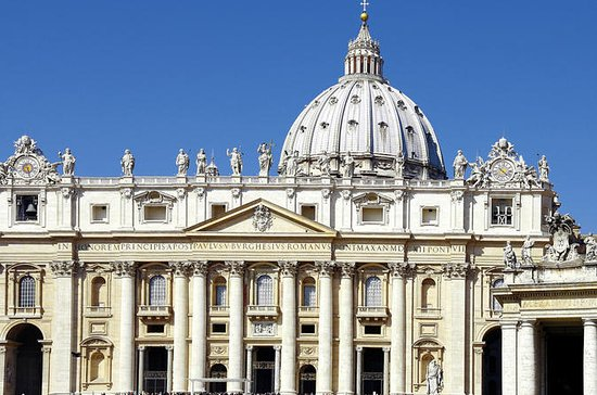 Skip the Line: Vatican Museums, St...