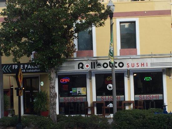 Rollbotto Sushi: Nice