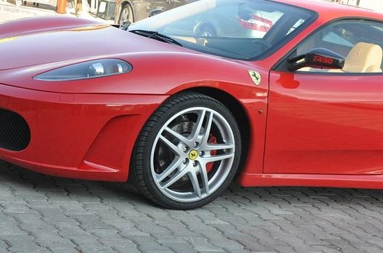 Ferrari Full-Day Experience with...