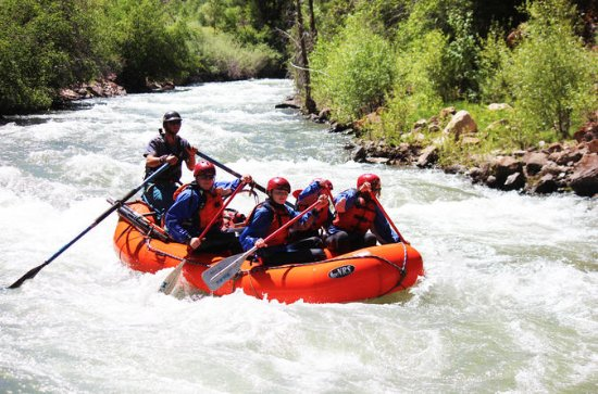 Telluride Half-Day Rafting Tour on...
