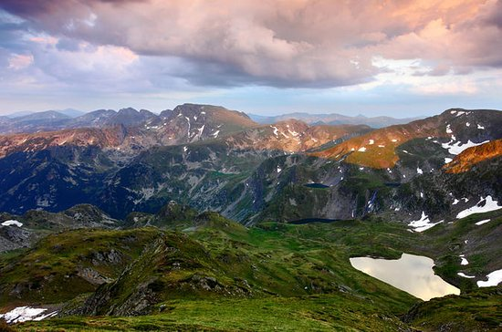 Mt. Ganztägige Wandertour zum...