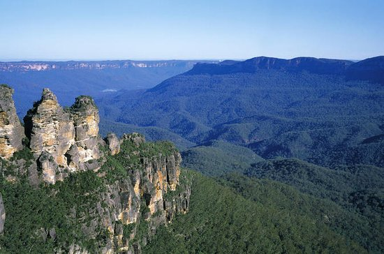 Sydney Combo: Deluxe Blue Mountains Day Trip plus Half-Day Sydney ...