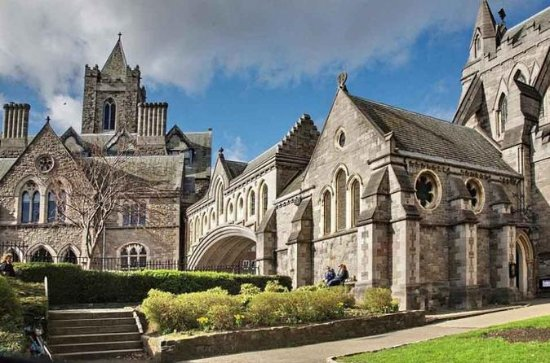 Dublin Christ Church Cathedral...