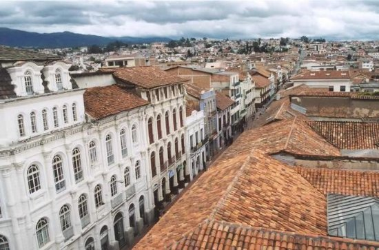 Shared Cuenca Shopping Tour: Shared: Cuenca Shopping Tour