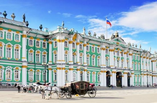 St Petersburg's Hermitage tour