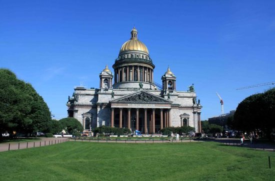 2-Day St Petersburg City and Local...