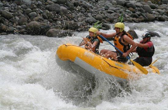 Sarapiqui rafting with organic farm