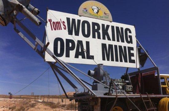 Tom's Working Opal Mine: Geführte...