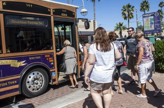 Scottsdale Trolley Food Tour
