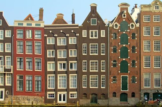 Private Amsterdam City tour (hotel...