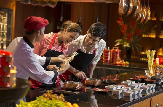 Cours de cuisine péruvienne