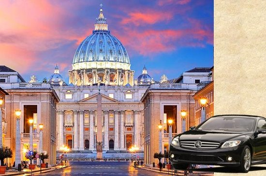 Private Full-Day Christian Rome Tour