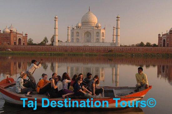 Private Agra City Taj Mahal Tour With...