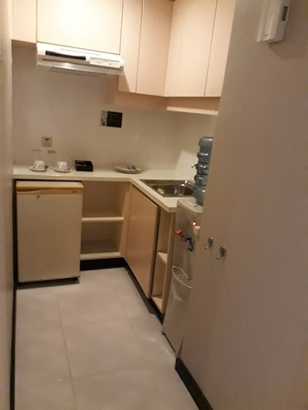 Kitchen Set Picture Of Hotel Kristal Jakarta Jakarta Tripadvisor