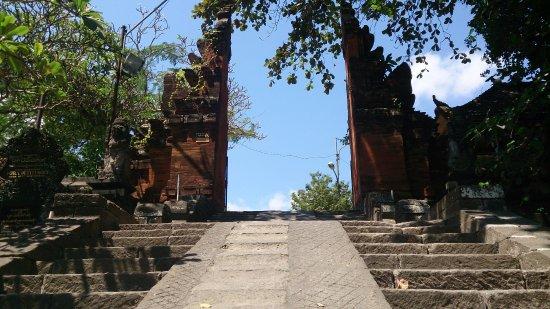 Kerobokan, Indonezja: Лестница в небо .....
