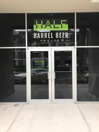 Half Barrel Beer Project