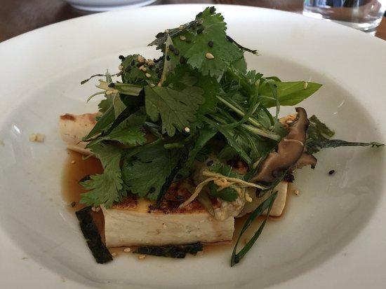 Fumo: Tofu entree