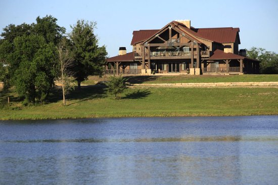 Gallatin, Миссури: Front of lodge