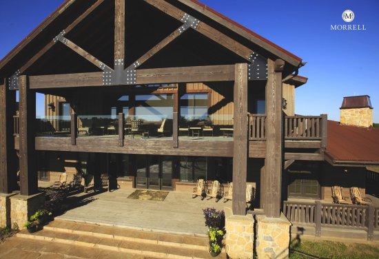 Gallatin, Миссури: Lodge Entrance