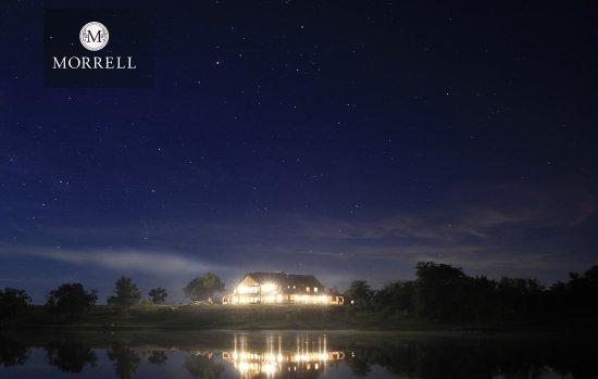 Gallatin, Миссури: Evening at the Lodge