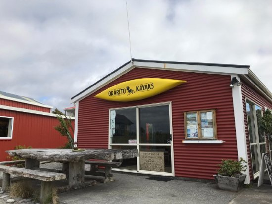 Okarito Kayaks - centrally located and excellent service