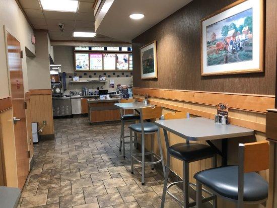 West Des Moines, IA: Almond cappuccino fudge ice cream cone