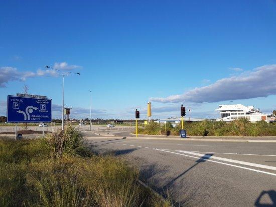 Burswood, Australia: Entrance