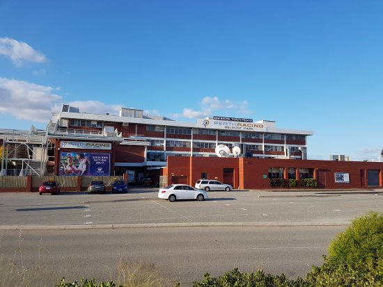 Burswood, Australia: Race Course
