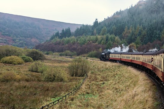 North Yorkshire Moors Railway 사진