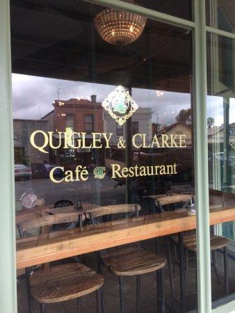Clunes, Australia: Quigley and Clarke