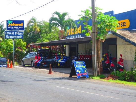 Arorangi, Wyspy Cooka: Place to avoid