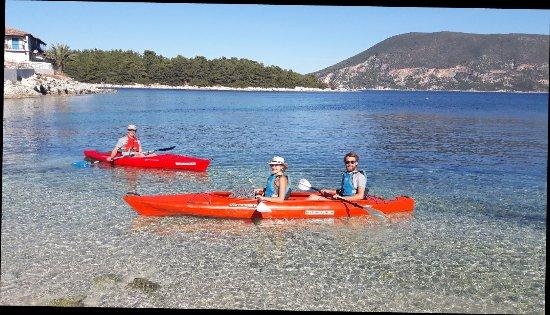 Fiscardo, Grecia: Fiskardo Kayaks