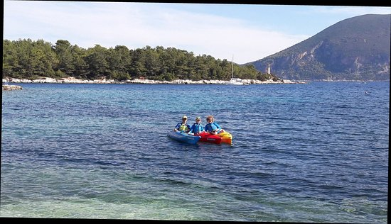 Fiscardo, Greece: Fiskardo Kayaks