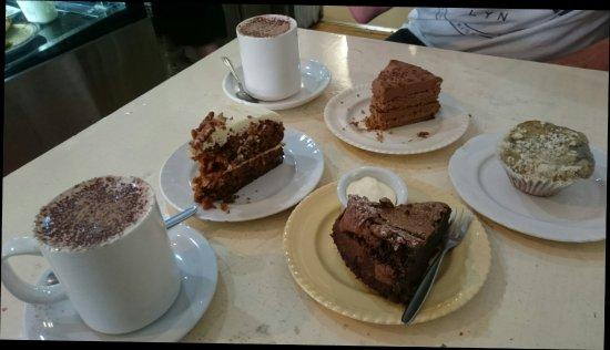 Maldon, Australia: Had a great time. The home cooked meals were amazing, especially the delicious cakes and the bes