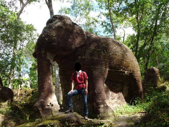 Phnom Kulen National Park: スラードムライ