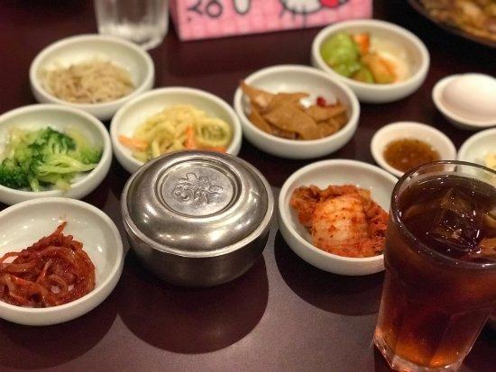 Bbq Garden Korean Restaurant Picture Of Bbq Garden Korean Restaurant Houston Tripadvisor
