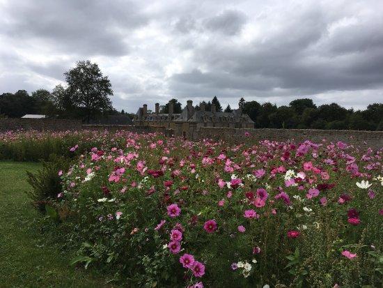 Chateau du Rocher Portail: Visite de septembre 2017