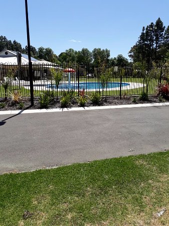 Swimming pool - exceptionally small