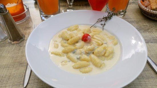 La Pastachuca : Gnocchis 4 fromages