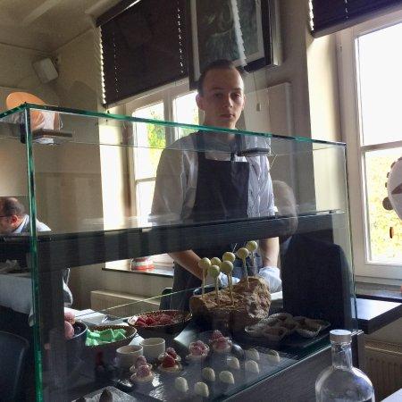 Dilsen-Stokkem, Бельгия: Kar bij de koffie