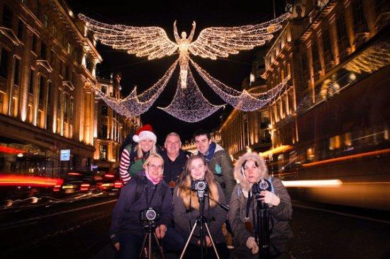 The London Lens Project: Christmas Light Tours 2017