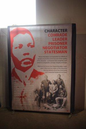 Howick, South Africa: reseñas sobre el papel de Mandela. Lugar donde fue detenido