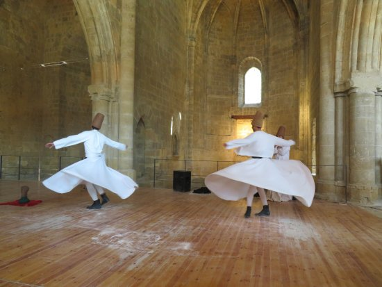 Whirling Dervish Performance Nicosia