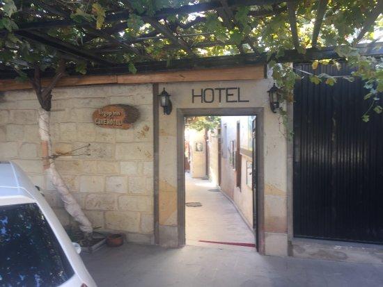 Urgup Inn Cave Hotel: Giriş