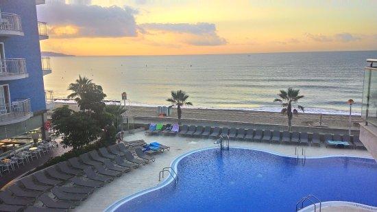 Hotel Augustus : Photo from my balcony
