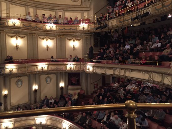 View From The Balcony Seat Picture Of Noel Coward