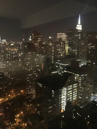 Vista dalla camera - Picture of Millennium Hilton New York