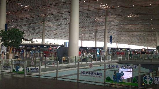 Capital Airport Biboyuan Bath