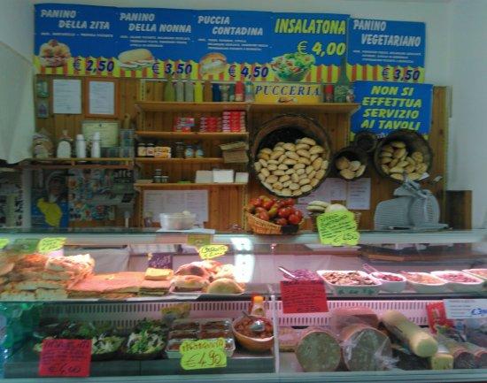 Andrano, Italy: Vi aspettiamo per farVi gustare le nostre specialita'... da marzo ad ottobre di ogni anno